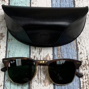 Ray-Ban RB3016 CLUBMASTER Men's Sunglasses/POZ675